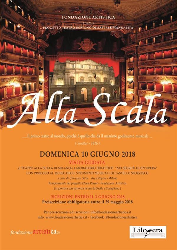"""Visita a """"La Scala"""""""