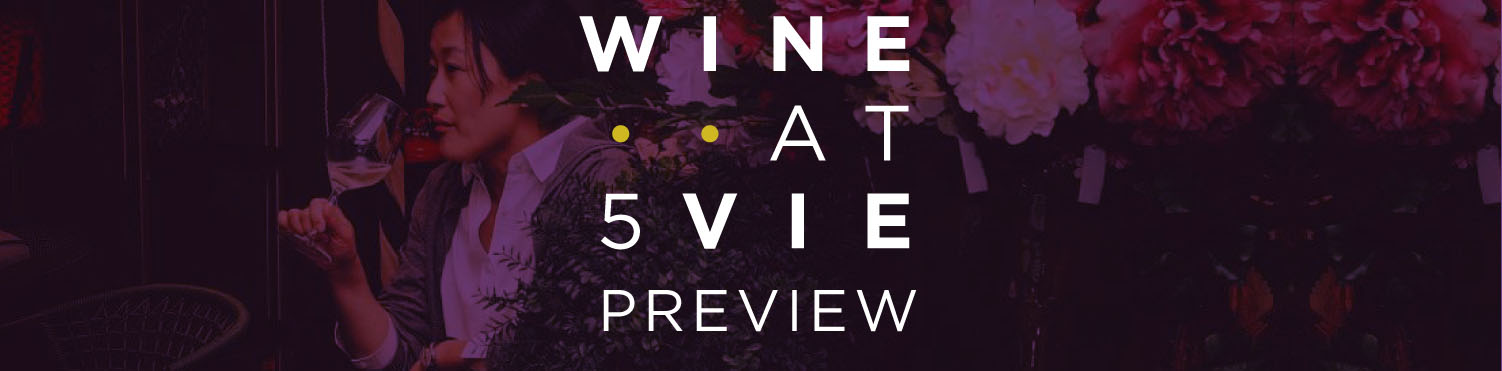 WINE at 5 VIE